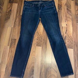 Blue Express Size 10L Skinny Jeans